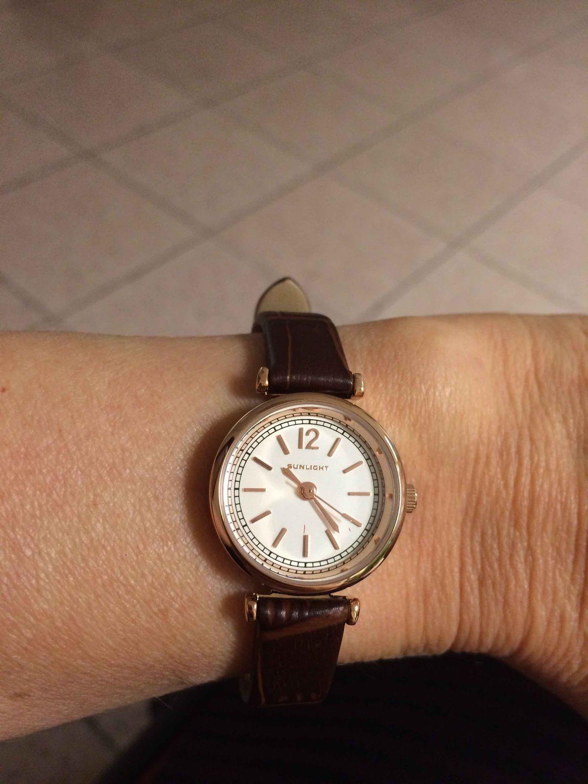 Часы великолепные