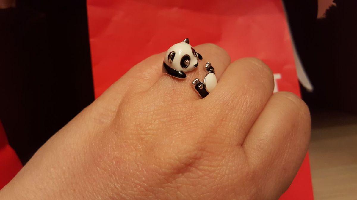 Панда способная поднять настроение всем!