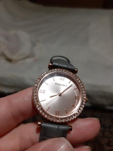 Шикарные часы! Мама в восторге!
