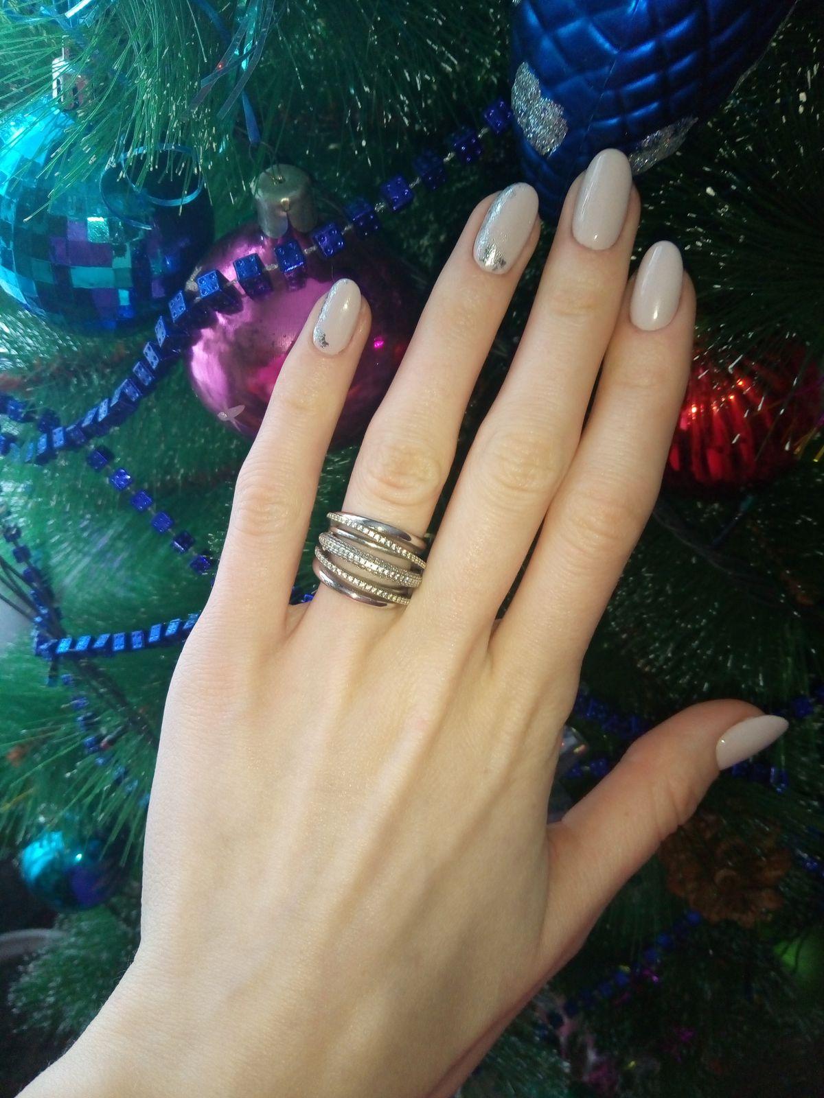 Самое шикарное кольцо!