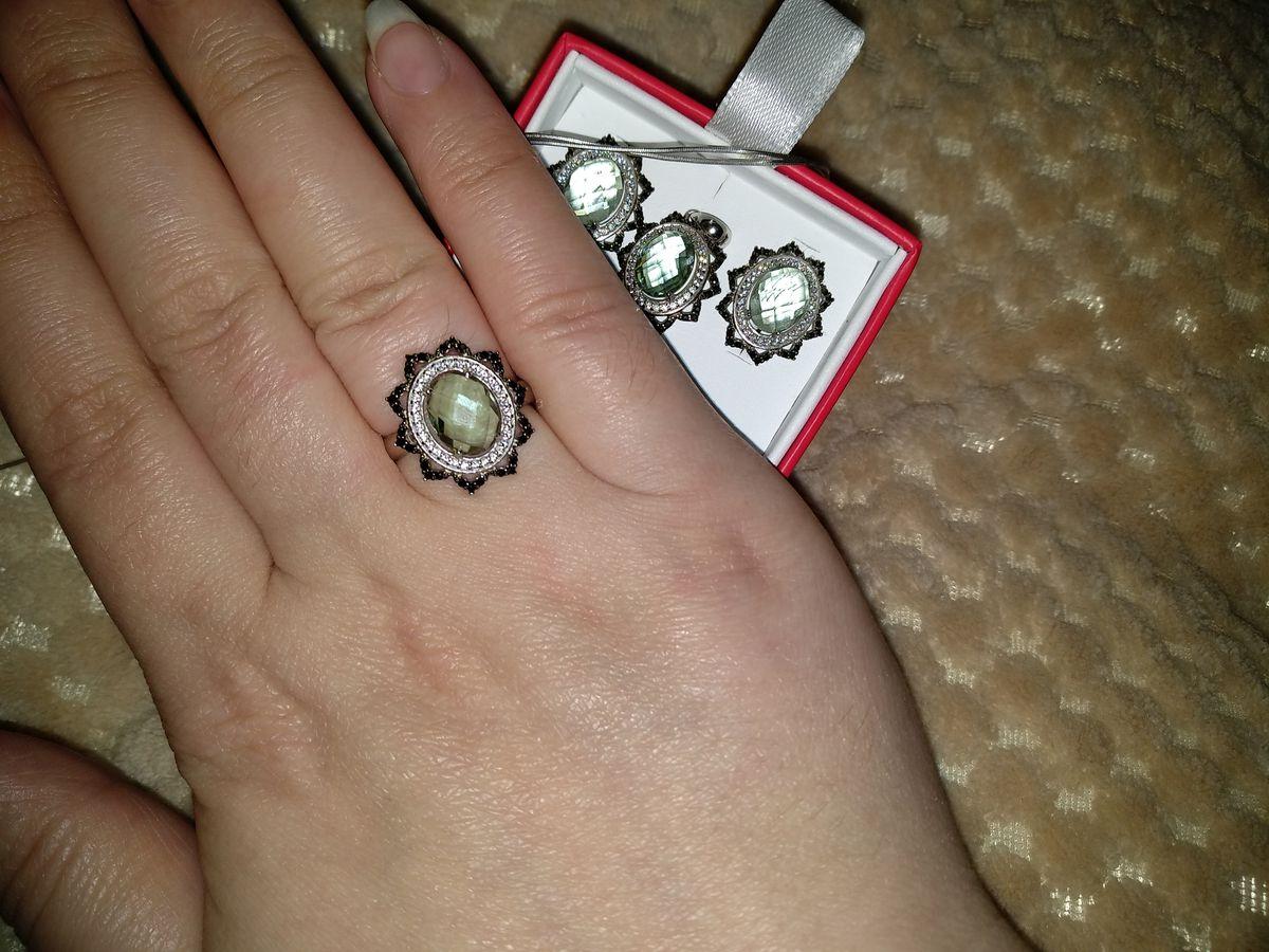 Безупречное кольцо 😍