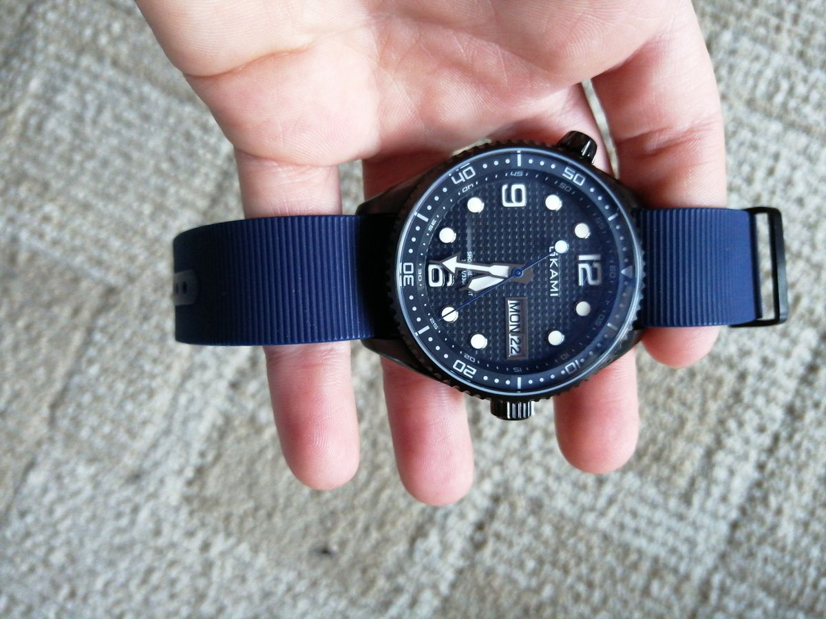 Как я мужу часы выбирала.