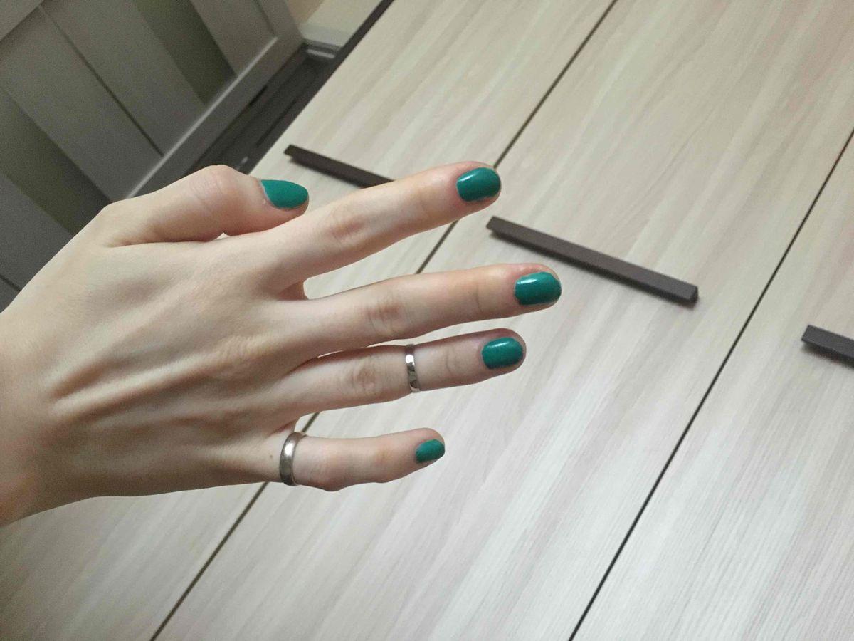Идеальное middle finger кольцо💍