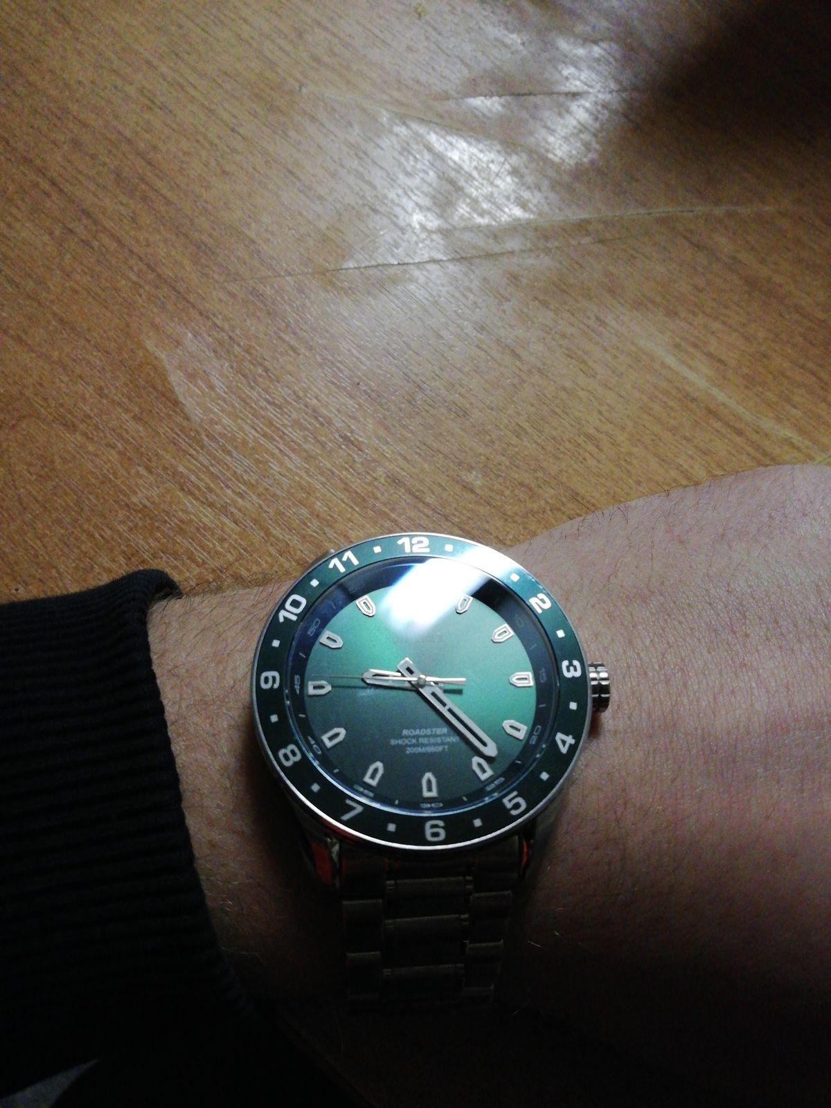 Часы очень хорошие, мне нравятся!