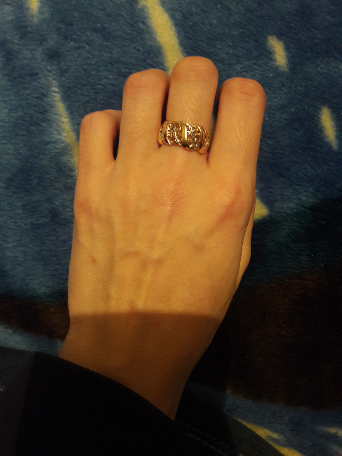 Подарок на новый год от мужа ❤