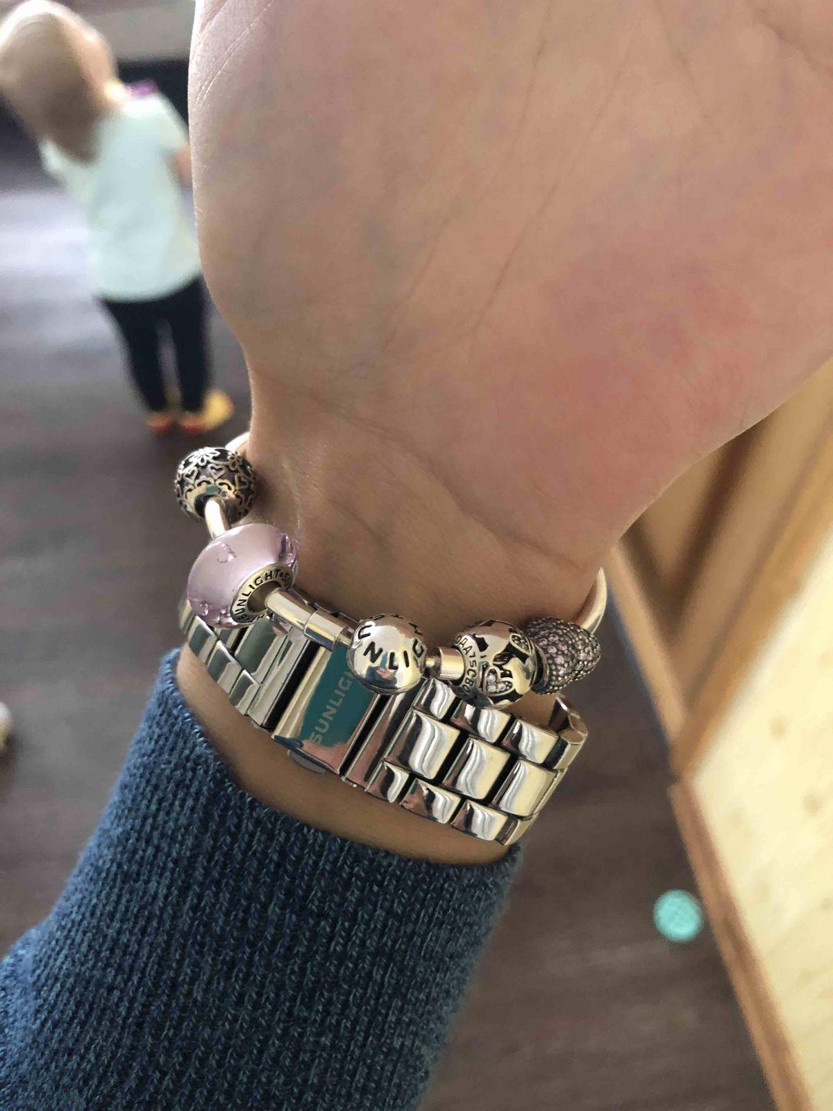 😻очень красивый и удобный браслет