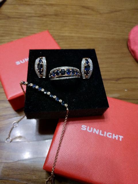 Сапфиры и бриллианты-вечная классика