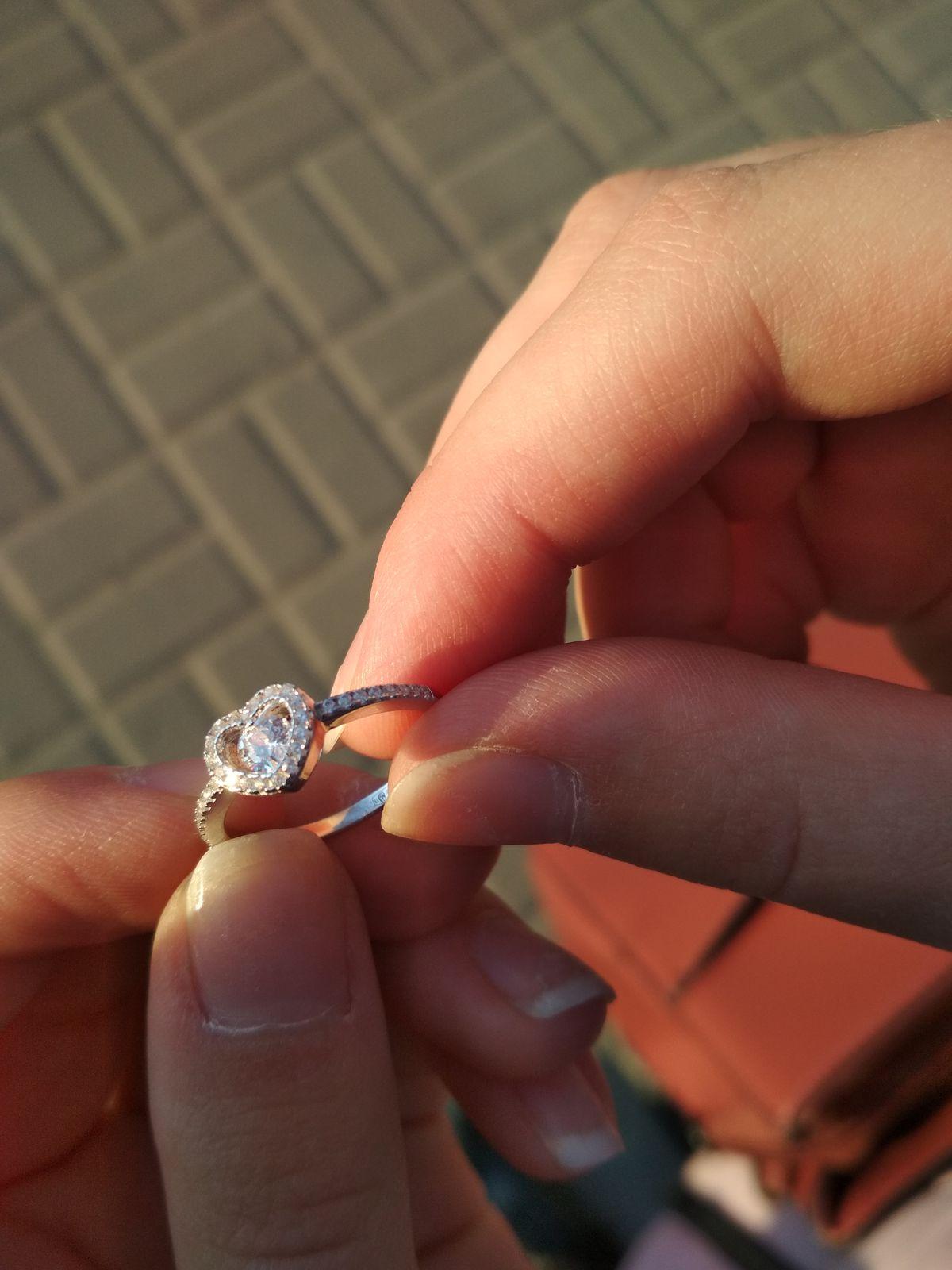 Красивое кольцо 😍