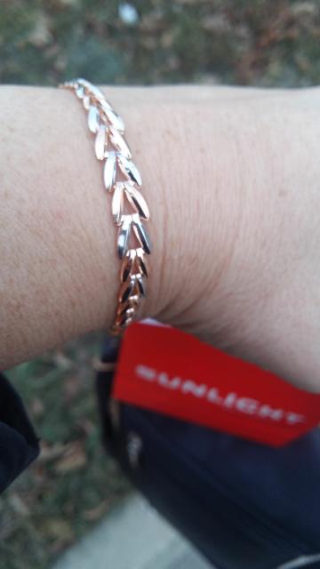 Прекрасный браслет.