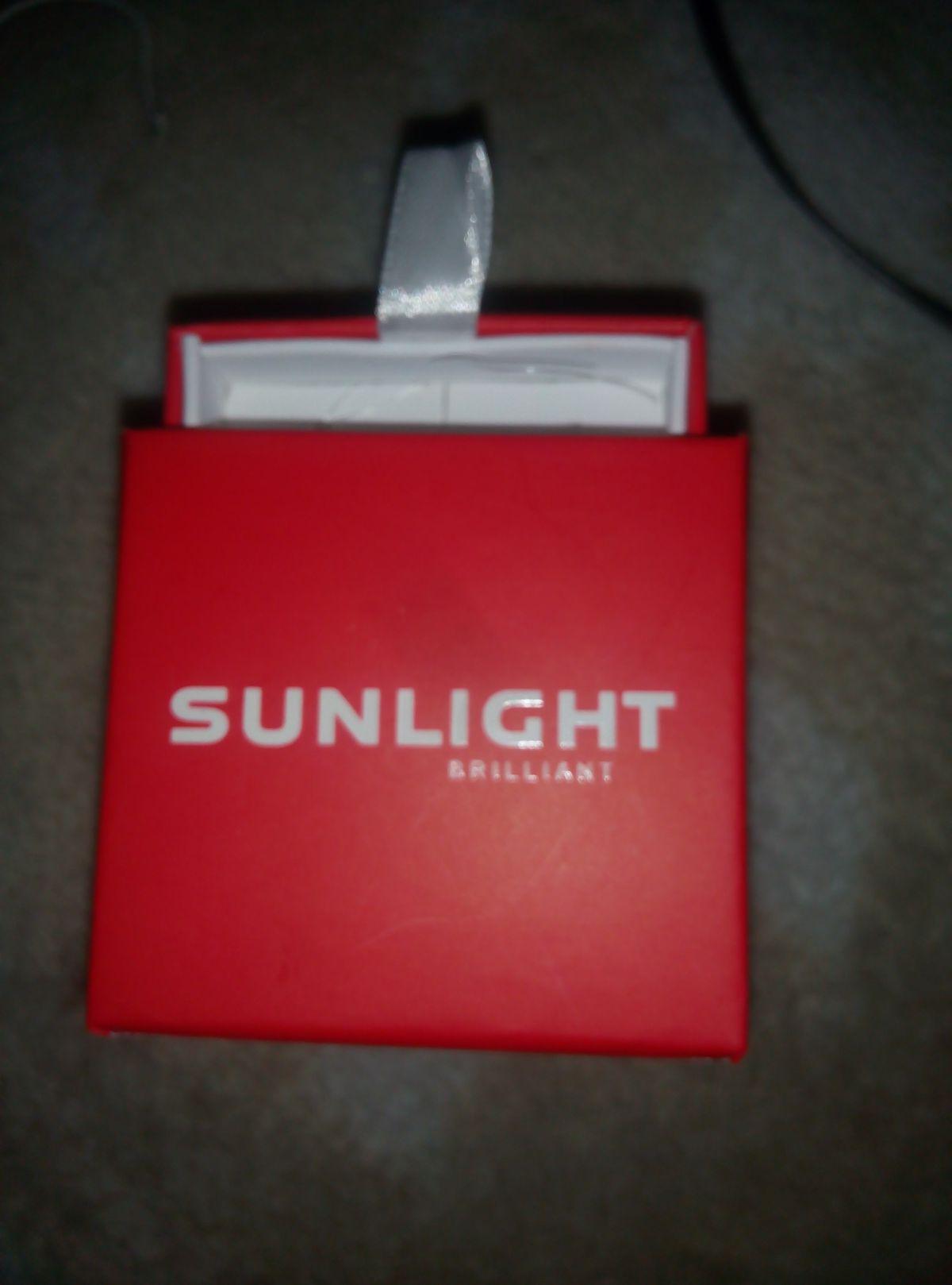 Красная коробочка!