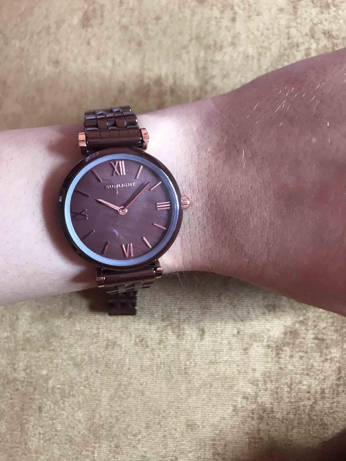 Теперь это мои любимые часы