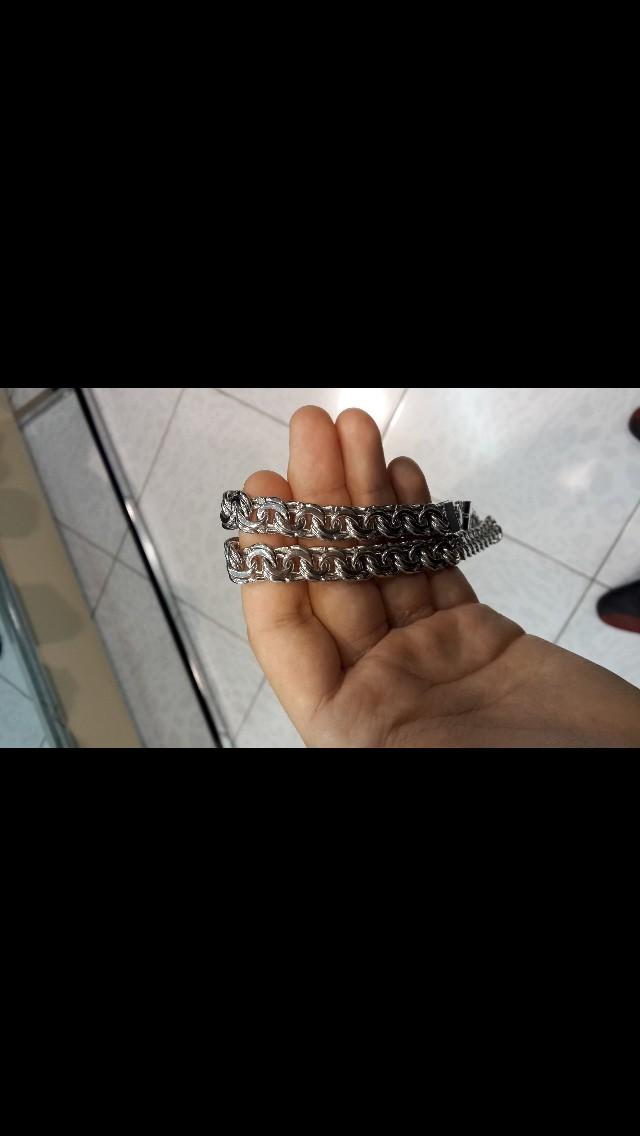 Цепь - серебро