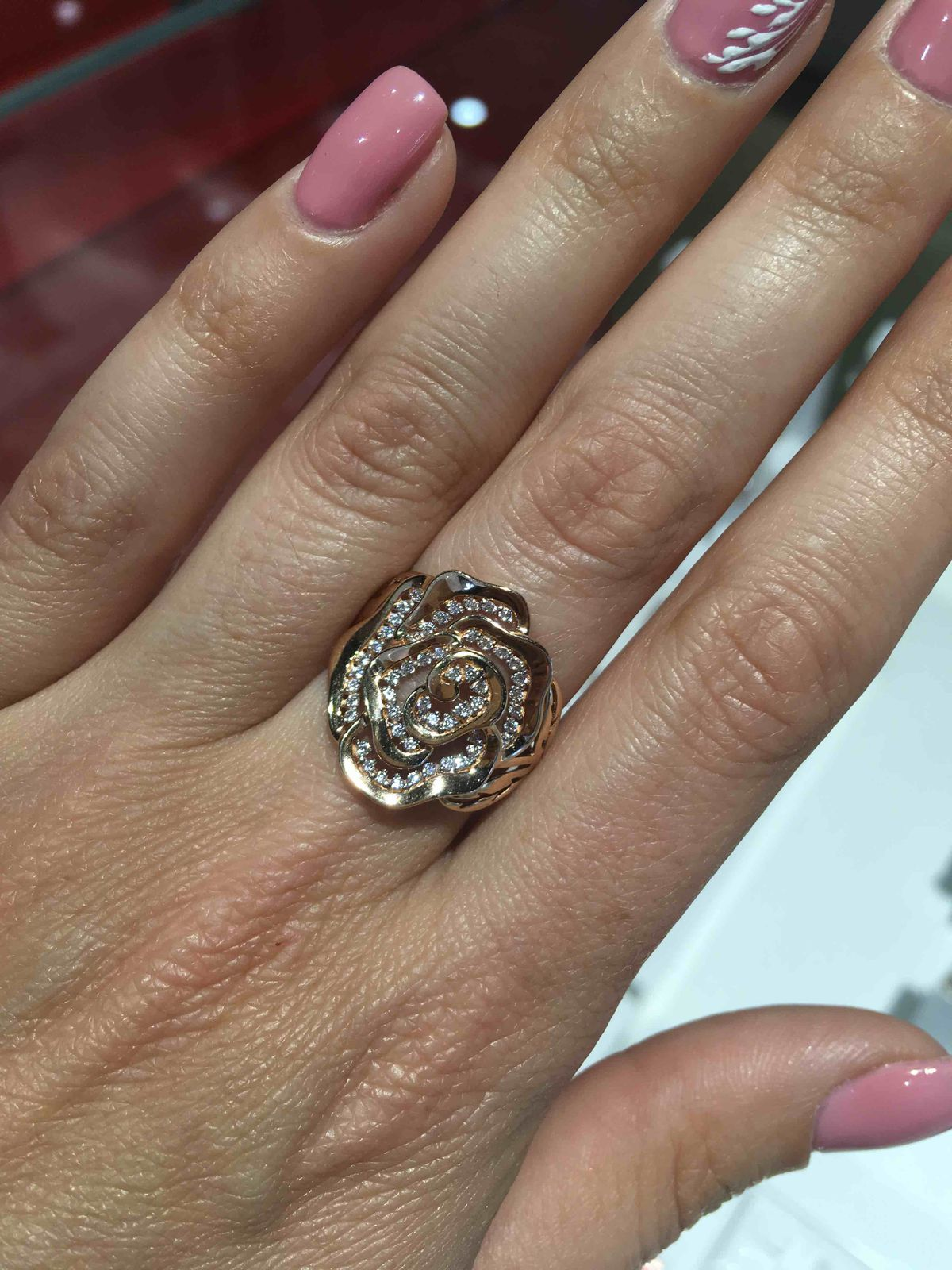 Кольцо - красота!!