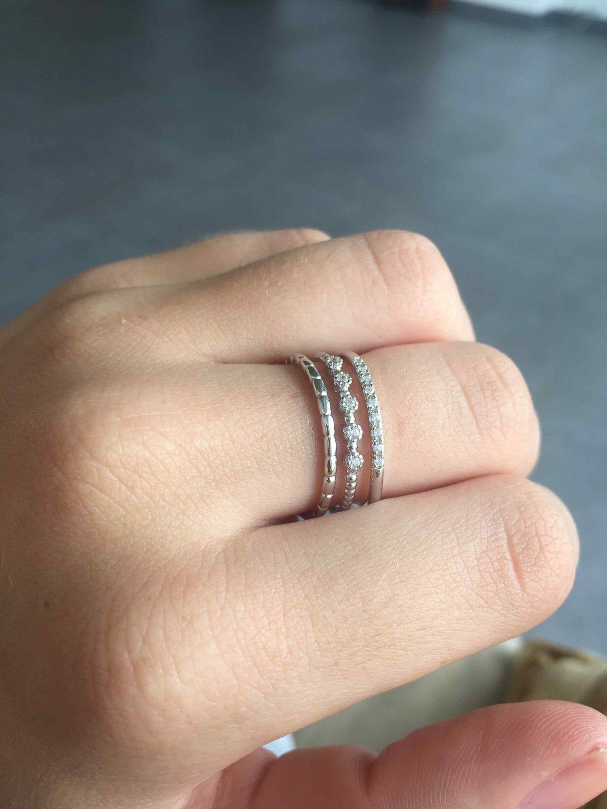 Отзыв на кольцо.