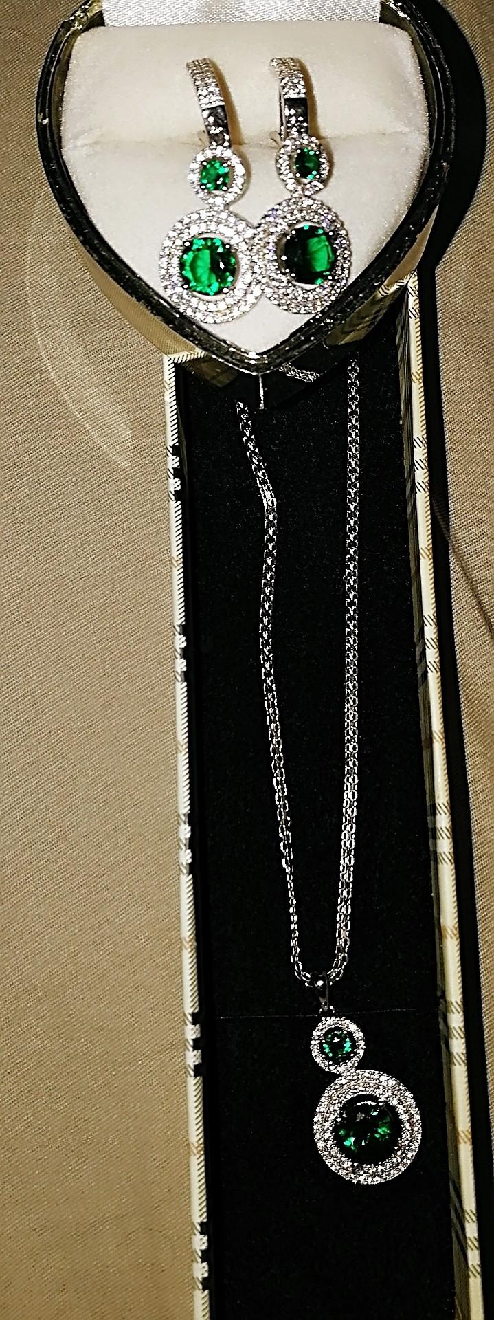 Очень красивая подвеска!