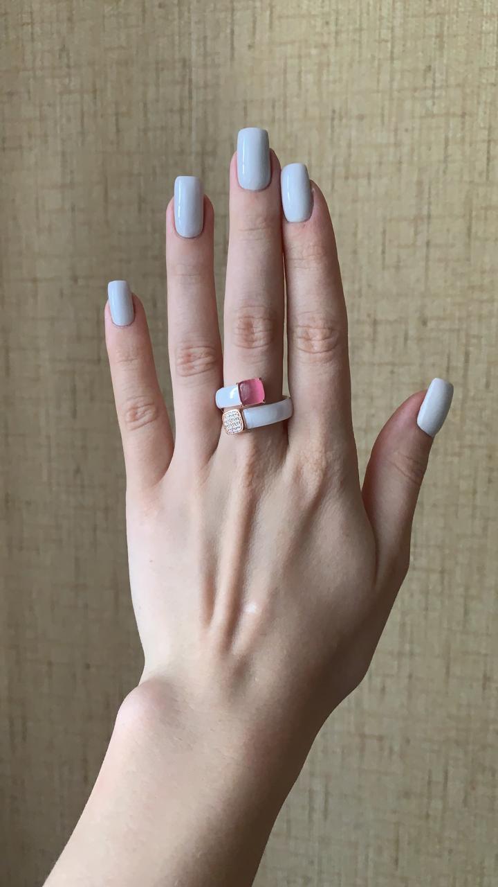 Нежное,элегантное кольцо